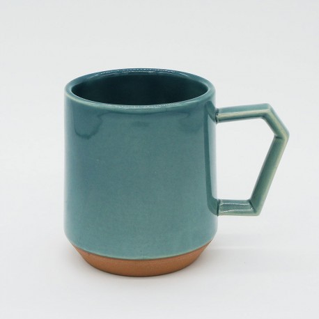 Mug CHIPS - Couleur Uni Vert -