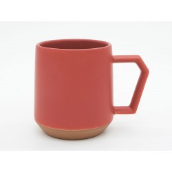 Mug CHIPS - MAT Rouge -