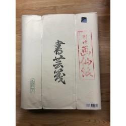 Papier Washi - Shogeisen Hansetsu - 100 feuilles
