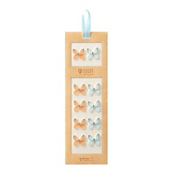 Autocollants papillons - Paper craft museum -