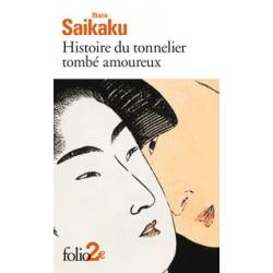 Histoire du tonnelier tombé amoureux - Suivi de Histoire de Gengobei, une montagne d'amour