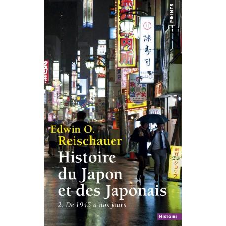 Histoire du Japon et des japonais Tome 2