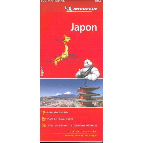 Japon - 1/1 500 000