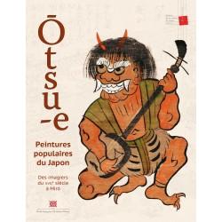 Otsu-e - Peintures populaires du Japon - Des imagiers du XVIIe siècle à Miro