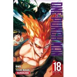 One-Punch Man 18 (VF)