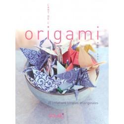 L'art de l'origami 35 créations simples et originales