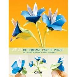 Atlas de l'Origami, l'Art du Pliage - Un univers de papier au bout des doigts