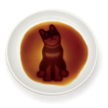 Assiette sauce soja - Shiba ??