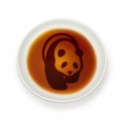 Assiette sauce soja - Panda marche