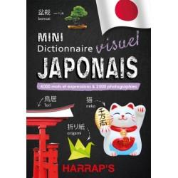 Mini dictionnaire visuel japonais - 4 000 mots et expressions & 2 000 photographies
