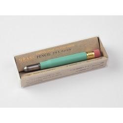 Brass Pencil Factory Green