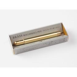 Brass Rollerball Pen