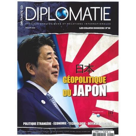 Les grands dossiers de diplomatie N° 56 - Géopolitique du Japon -