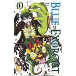 Blue Exorcist 10 (VF)