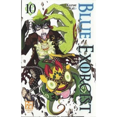 Blue Exorcist 10 (VF)