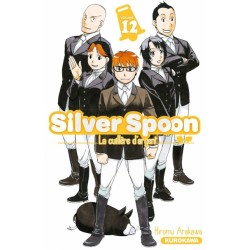 Silver Spoon 12 (VF)