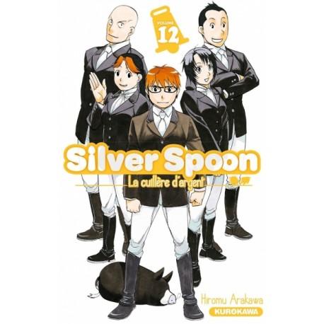 Silver Spoon 12 (VF)