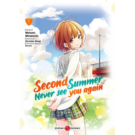 Second summer, never see you again 1 (VF)
