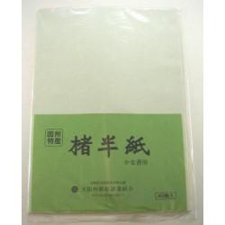 Papier Washi - Kozo Hanshi - 40 feuilles