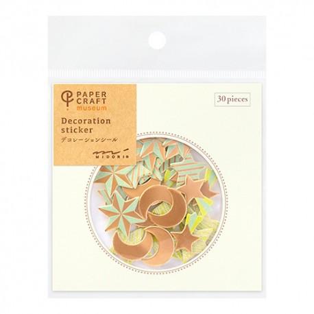 Decoration sticker - Etoiles -