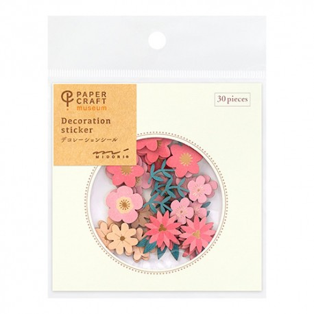 Decoration sticker - Fleurs -