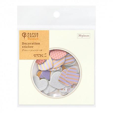 Decoration sticker - Coeur -