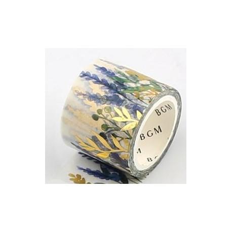 Masking Tape BGM - Lavende -