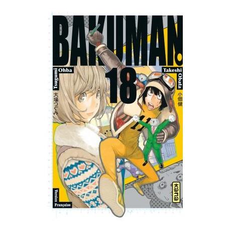 Bakuman 18 (VF)