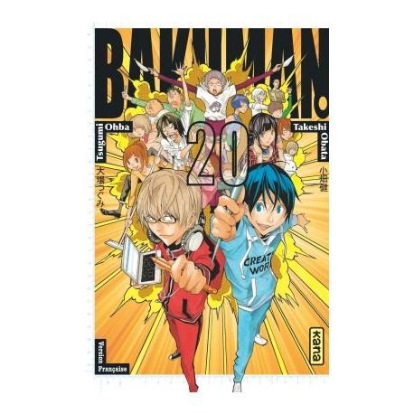 Bakuman 20 (VF)