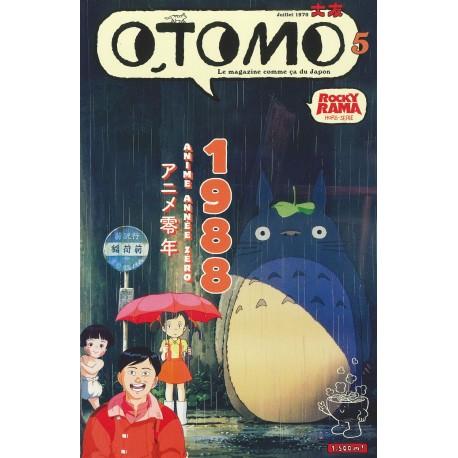 OTOMO n.5 -  Le magazine comme ça du Japon -