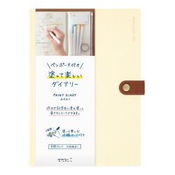Midori Agenda 2021 - Paint Diary -