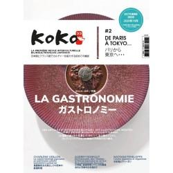 Koko num.2 OCT 2020 - La première revue interculturelle bilingue français/japonais -