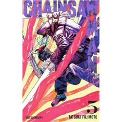 Chainsaw Man Tome 5