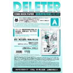 Comic Book Paper Type A