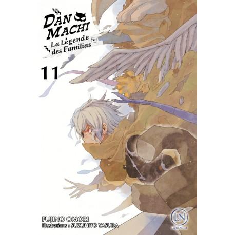 DanMachi - La légende des Familias 11 (VF)