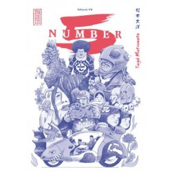 Number 5 Intégrale Tome 1