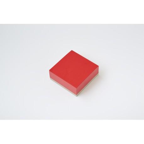 Memo block S Red