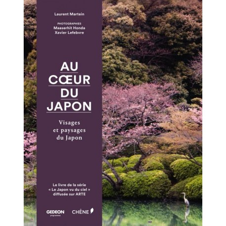 Au coeur du Japon, Visages et paysages du Japon